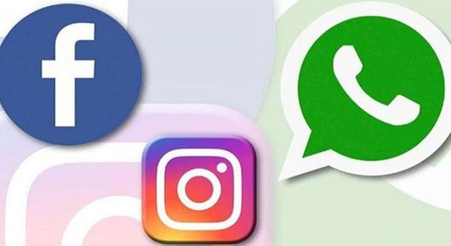 WhatsApp, Instagram ve Facebook'a erişim sorunu yaşanıyor
