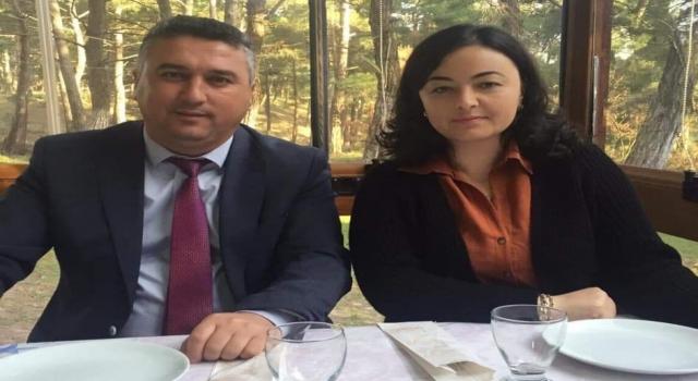 Başkan Bayram'dan romantik paylaşım
