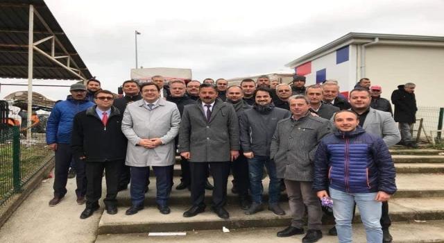 """CHP'li Erkek'ten, Başkan Uygun'a destek mesajı: """"Asılsız iftira kampanyalarıyla yıpratamazsınız"""""""