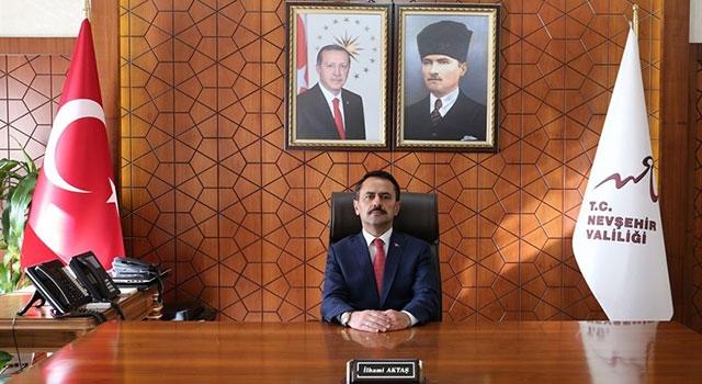 Çanakkale'nin yeni Valisi Aktaş, Nevşehir'e veda etti