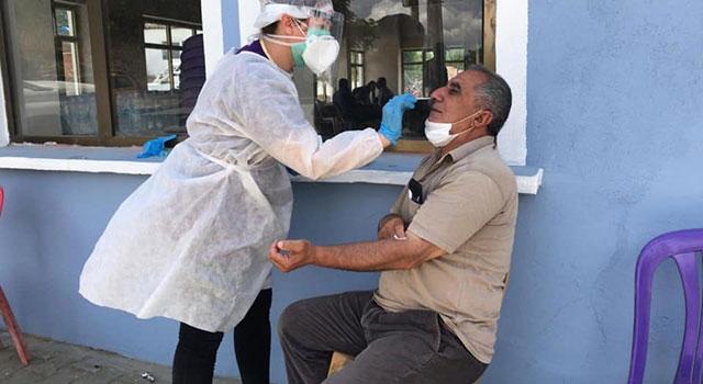 Gelibolu'da vatandaşlara bağışıklık testi