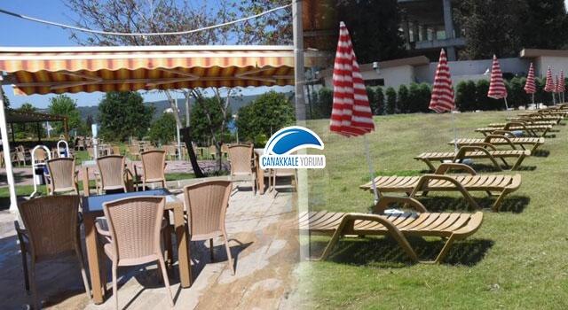 Özgürlük Parkı ve Güzelyalı Halk Plajında salgın hastalık önlemleri
