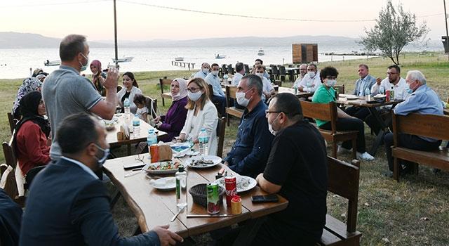 """Bülent Turan: """"STK'larımızın görüş ve taleplerini değerlendirdik"""""""
