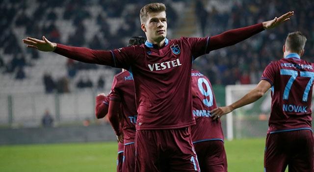 Trabzonspor'dan Sörloth açıklaması!