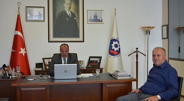 ÇTSO Ekim ayı olağan Meclis toplantısı yapıldı