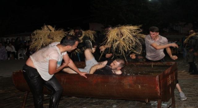 Bu köyde bahşiş veren ıslanmaktan kurtuluyor