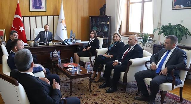 """Bülent Turan: """"Milli davamız Kıbrıs, bizim için vatanın ta kendisidir"""""""