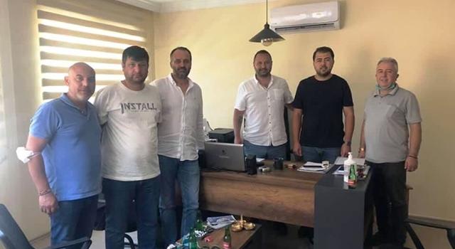 ÇTSO'dan yeni üyelerine ziyaret