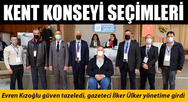 Kent Konseyi seçimleri: Evren Kızoğlu güven tazeledi, gazeteci İlker Ülker yönetime girdi