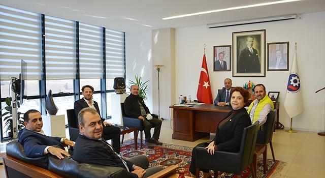 """Semizoğlu: """"Tüm sektör temsilcilerimizi ve halkımızı Zeytinyağı Festivali'ne davet ediyoruz"""""""