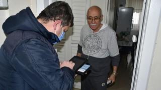 Biga Belediyesi'nin mobil su yükleme ekipleri devrede