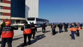 Yurt dışından dönenlerin Çanakkale'deki karantinası sona erdi