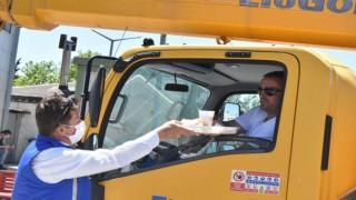 Gestaş'tan şoförlere bayram çorbası