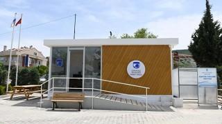 Güzelyalı Hizmet Binası yeniden açıldı