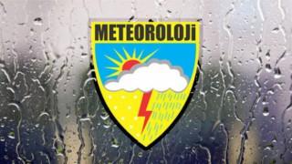 Çanakkale'ye kuvvetli yağış uyarısı!