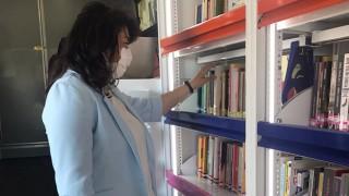 """Jülide İskenderoğlu: """"Okuma alışkanlığı ve kitap sevgisinin her bir vatandaşımıza ulaştırılması gerekiyor"""""""