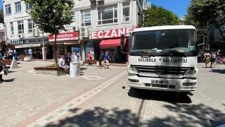 AK Parti'den CHP'li Gelibolu Belediyesine sabotaj suçlaması!
