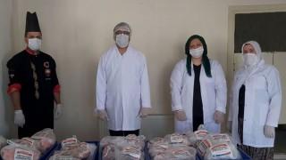 Çan Belediyesinden örnek dayanışma: Kurban payları ihtiyaç sahibi 650 aileye ulaştırıldı
