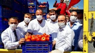 """ÇTSO Başkanı Semizoğlu: """"Çanakkale tarım ürünlerinin üretiminde büyük katma değer yaratıyor"""""""