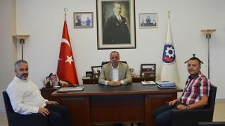 Limak Enerji'den ÇTSO'ya ziyaret