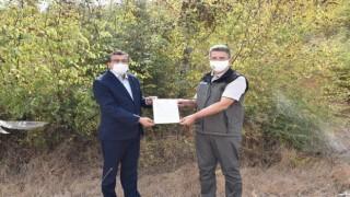 Çan Belediyesi Hayvan Barınağı için imzalar atıldı