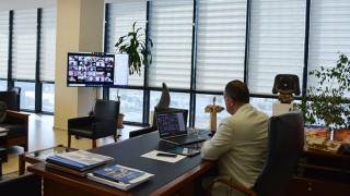 ÇTSO Başkanı Semizoğlu, TOBB Ticaret ve Sanayi Odaları Konsey toplantısına katıldı