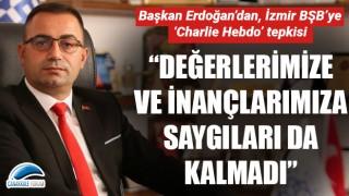 """Başkan Erdoğan: """"Değerlerimize ve inançlarımıza saygıları da kalmadı"""""""