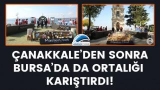 MasterChef, Çanakkale'den sonra Bursa'da da ortalığı karıştırdı!