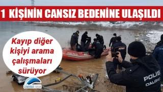 Ayvacık Barajı'nda kaybolmuşlardı: 1 kişinin cansız bedenine ulaşıldı!