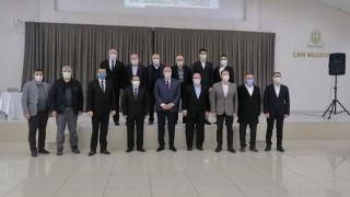 Başkan Semizoğlu, Çan Karma OSB toplantısına katıldı