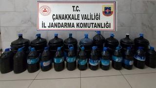 Erenköy'de kaçak içki operasyonu!