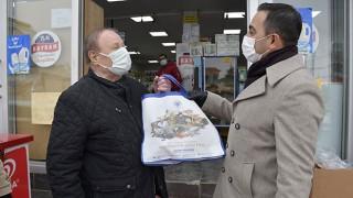 Başkan Erdoğan'dan Regaip Kandili ziyaretleri