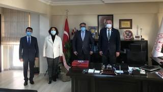 ÇTSO'dan, Vergi Haftası ziyareti