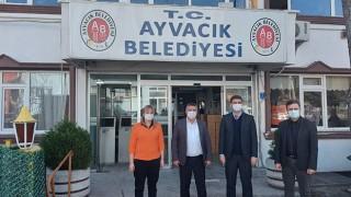 İŞKUR'dan, Ayvacık Belediyesi'ne ziyaret