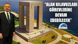 """Bülent Turan: """"Gelibolu tarihi alanında alan kılavuzları görevlerine devam edebilecek"""""""