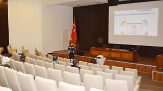 ÇTSO ve OSB personeli, afet farkındalık eğitimi aldı
