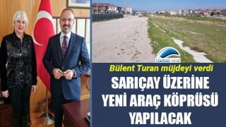 Bülent Turan müjdeyi verdi: Çanakkale'ye 4'üncü araç köprüsü için izin çıktı