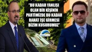 """Bülent Turan'dan Kürşat Ayvatoğlu açıklaması: """"Bu kadar yanlışı olan bir kişinin, partimizde bu kadar rahat işe girmesi bizim kusurumuz"""""""