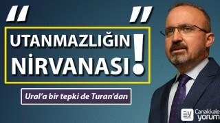 """Ural'a bir tepki de Turan'dan: """"Utanmazlığın nirvanası!"""""""