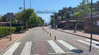 Bozcaada tarihinin en sessiz günlerini yaşıyor