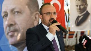 """Bülent Turan: """"İhtiyaç sahibi hanelere yönelik 1100 lira tutarındaki destek oldukça önemli"""""""