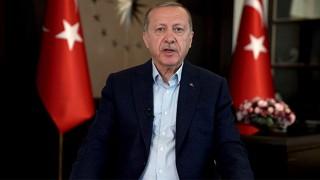 """Cumhurbaşkanı Erdoğan: """"Bayram sonrasında kontrollü bir şekilde normalleşme adımlarını atıyoruz"""""""