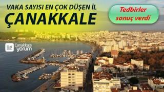 Vaka sayısı en çok düşen il Çanakkale