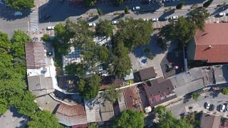 Bayramiç Belediyesi, Özgürlük Parkı'nı yenilemek için çalışma başlattı