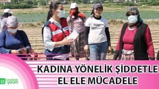 Jandarma ekipleri kadına yönelik şiddetle mücadele çalışmalarını sürdürüyor