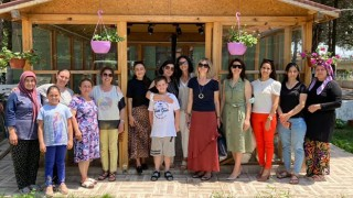Kadın girişimcilerden Biga çıkarması