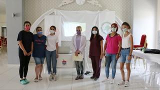 Bayramiç'te 'Yerel Hayvan Koruma Görevlisi' eğitimi verildi