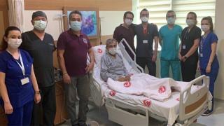 ÇOMÜ Hastanesinden bir ilk daha