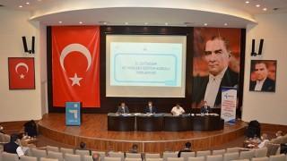 İl İstihdam ve Mesleki Eğitim Kurulu Olağan Toplantısı, ÇTSO Kongre Fuar Merkezinde yapıldı