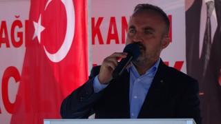 """Bülent Turan: """"Salı günü 1915 Çanakkale Köprüsü'nde yürüyerek Asya'dan Avrupa'ya geçeceğiz"""""""